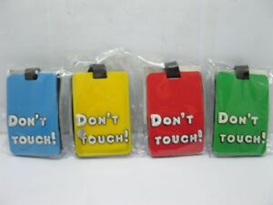 10X-New-Luggage-Tag-DON-039-T-TOUCH