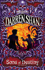 The Saga of Darren Shan (12) - Sons of Destiny, Darren Shan, Very Good Book