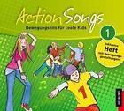 Action Songs 1 von Walter Kern (2013, CD)