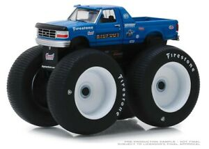 Greenlight-1996-Ford-F-250-Monster-Truck-Bigfoot-5-1-64-49040-E-In-Stock