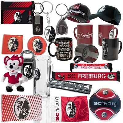Obligatorisch Sc Freiburg Fanartikel Tasse Fahne Schal Cap Sc Freiburg
