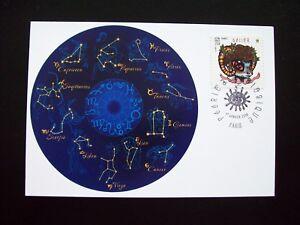2014_carte Maximum_fdc_fÉerie Astrologique-bÉlier. Apparence Attractive