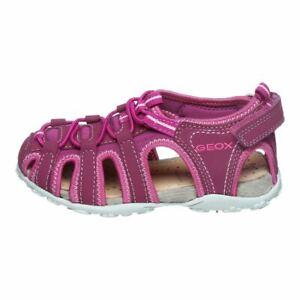 details zu geox roxanne c j52d9c fuchsia gr 33 kinder sneaker sandalen sommer  sandalen c 33 #9