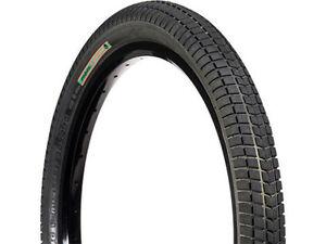 Primo V Monster All Black Bmx Tire 20x1 75 Old Mid School