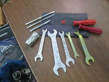 Vintage Kawasaki MT1 75MT Dynamite Tool Kit Set