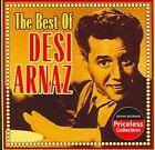 Best of Desi Arnaz 0090431847824 CD