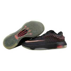 separation shoes 46aaa f2951 Image is loading Nike-KD-VII-7-Elite-Black-Red-Bronze-