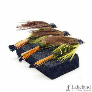 3-6-or-12x-Sooty-Olive-Wet-Flies-for-Trout-Fly-Fishing