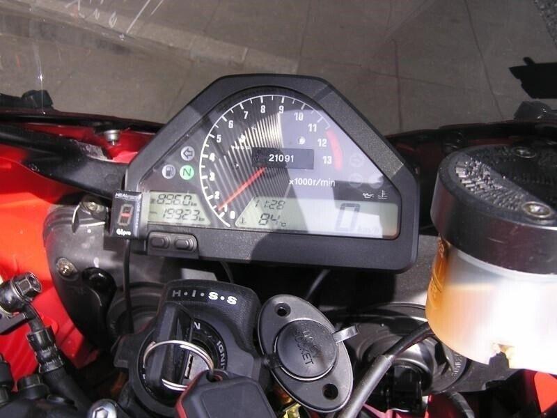 Honda, CBR 1000 RR Fireblade, ccm 998
