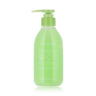 [TONYMOLY] Peeling Me Aloe Soothing Peeling Gel - 160ml USPS