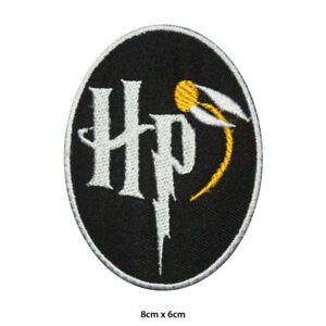 Harry-Potter-Quiddich-Movie-Comic-Embroidered-Patch-Iron-on-Sew-On-Badge