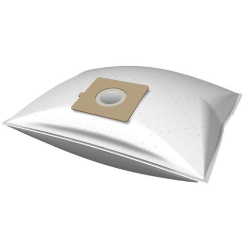 10 sacs pour aspirateur adapté pour LG Extron v-CP 243