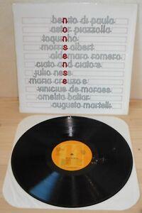 LP NONSENSE (Eleven 77)bossa jazz disco funk Ciato Martelli Toquinho Creuza MINT