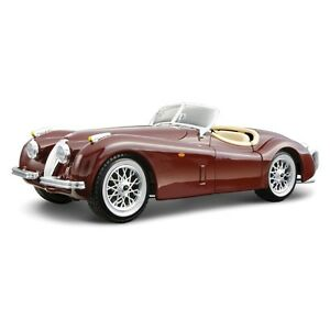 Delightful Image Is Loading Bburago 1 24 Build Your Own Jaguar Xk