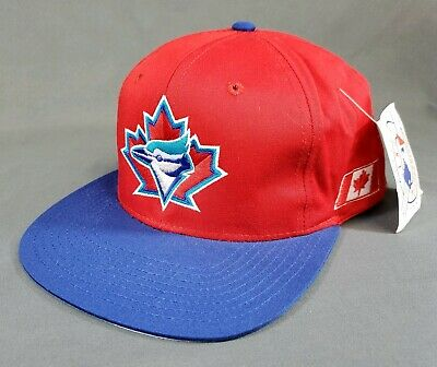 Toronto Blue Jays Blue//Red Baseball Cap Snapback