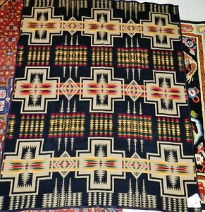 BRAND NEW Pendleton Harding Robe Jaquard Cayuse Wool w/ ALL TAGS!