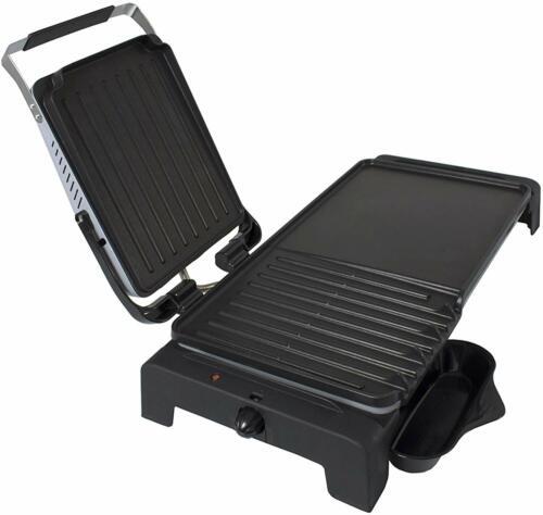 SUNTEC Kontaktgrill Sandwichmaker Sandwichtoaster Elektrogrill Tischgrill 1500W  Yusu9