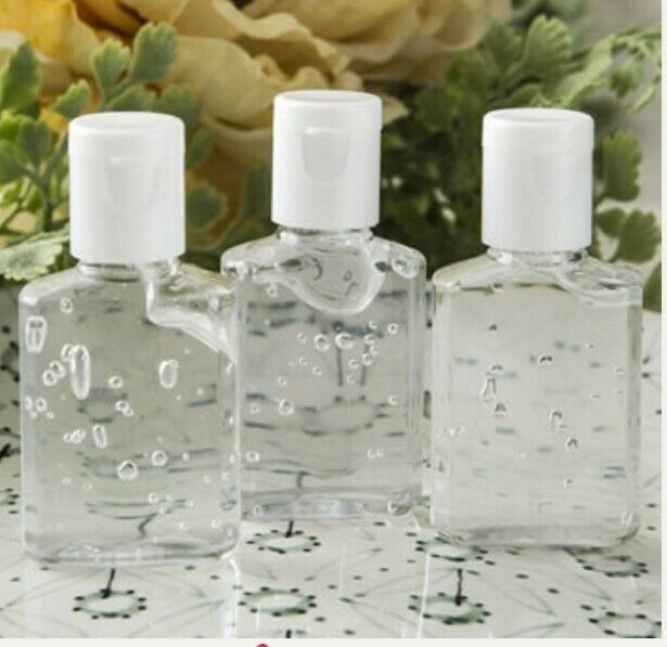 200 Adorable Mini Bottle Hand Sanitizer Wedding Bridal Baby Shower Party Favors