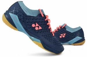 Yonex Power Cushion Eclipsion Z Men/'s Badminton Shoes Pink Blue NWT SHB-ELSZMEX
