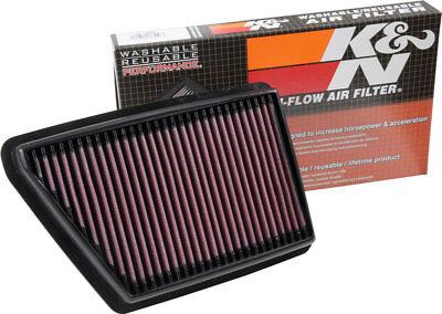 K/&N 33-5044 Replacement Air Filter 2014-2019 Honda Civic CR-V CRV X 1.5L