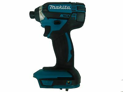 New Makita XDT11Z Cordless Impact Driver 1/4 in. 18V LXT replaces the XDT04Z
