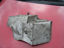 FORD MONDEO MK3 ST TDCI  TURBO HEAT SHIELD (TOP SECTION)