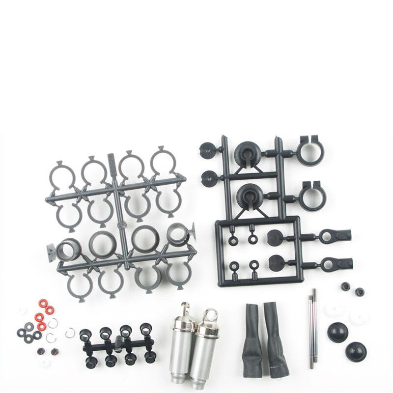Stossdämpfer 1 8 Lang aluminio Teflon 2 piezas Kyosho ifw-31