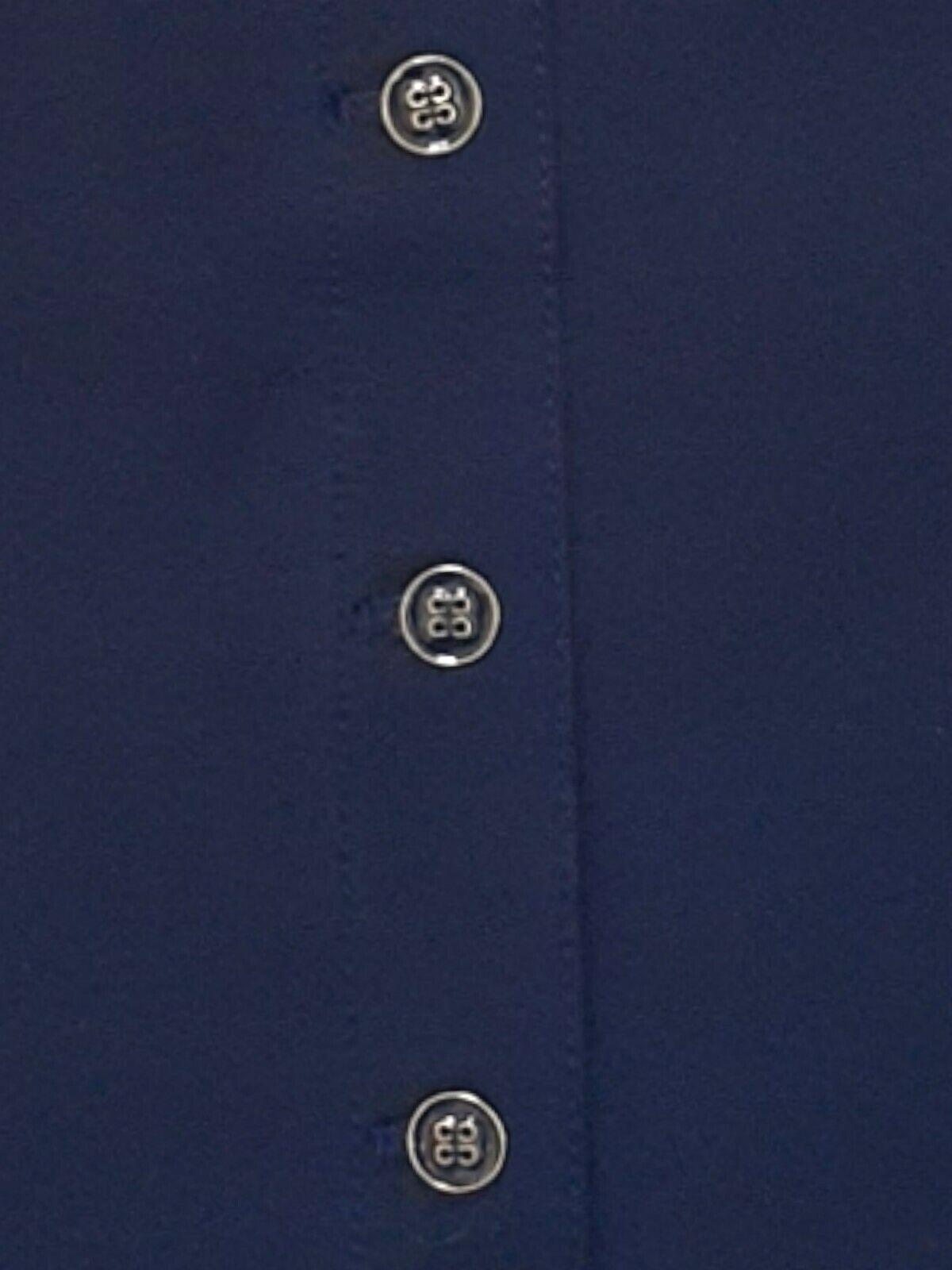 J McLaughlin Teal Button Front A Line Skirt Size 2 - image 6