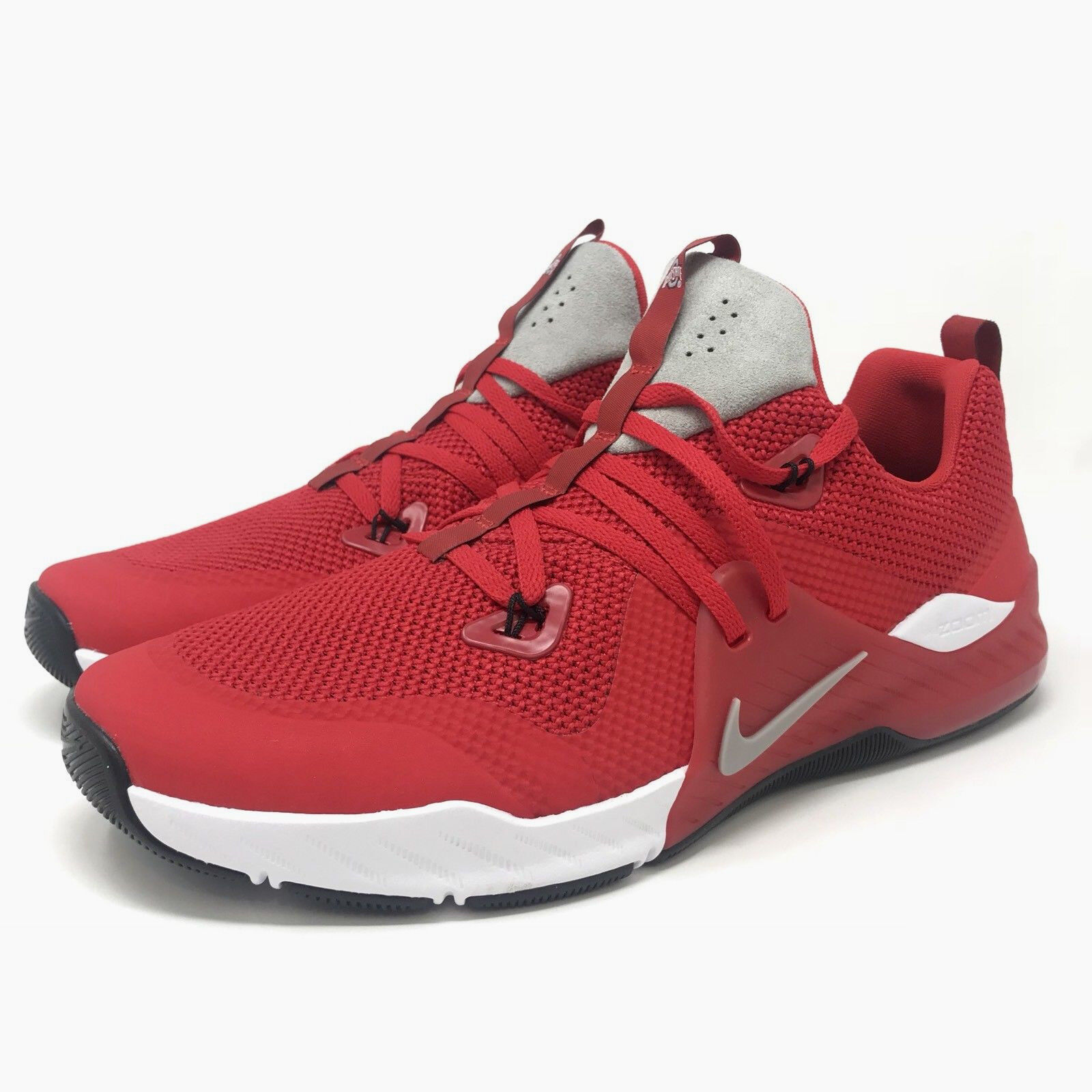 Nike Mens Ohio State Buckeyes NCAA Zoom Train Command College Athletic Shoes