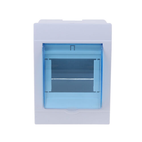 3-4 ways Plastic distribution box for circuit breaker indoor on the wall vd
