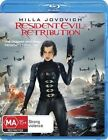Resident Evil - Retribution Blu-ray Region B