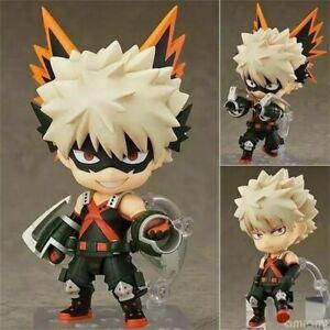 Anime My Hero Academia Bakugou Katsuki PVC Action Figure Figurine 10cm New #705