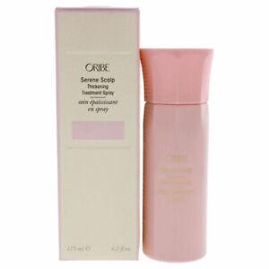 Oribe Serene Scalp Thickening Treatment Spray 4.2oz - NEW