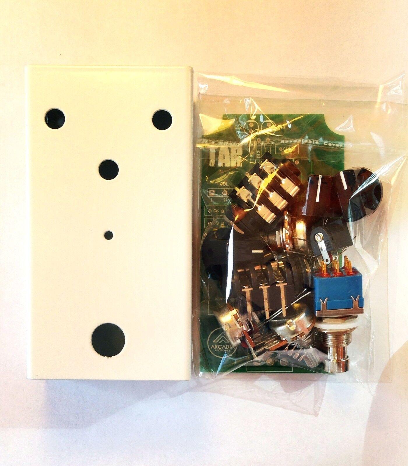 DIY RAT Distortion Effect pedal>>>COMPLETE KIT<<<  (LM308)
