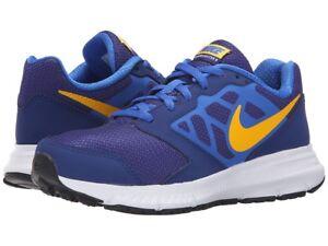 6ea771190c89 Nike Downshifter 6 GS PS Deep Royal Blue Varsity Maize 684979 402 ...