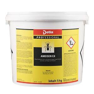 Detia-Ameisen-Ex-Ameisengift-5kg-Ameisenkoeder-Ameisenmittel-Streu-und-Giessmittel