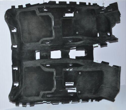 VW Passat 3C Variant Original Bodenbelag Teppich schwarz 3C1863368C