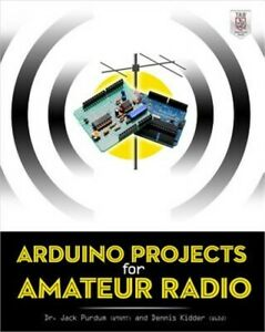 Arduino Projects for Amateur Radio (Paperback or Softback)