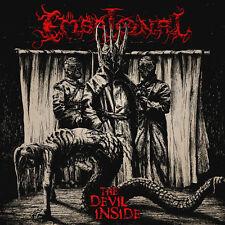 Embrional - The Devil Inside (Pol), CD