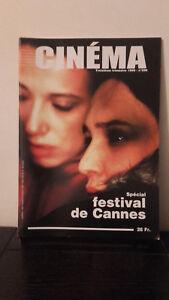 Cine-N-599-Tercer-Trimestre-1999-Festival-De-Cannes