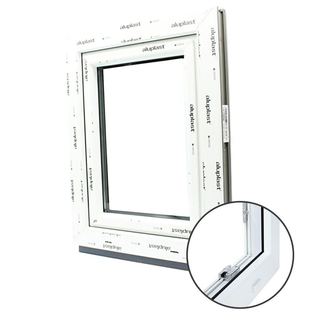 UPVC TILT - TURN BEST PRICE PVC Double Glazed Window Frame and Glass