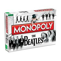 Winning Moves the Beatles Monopoly Board Game