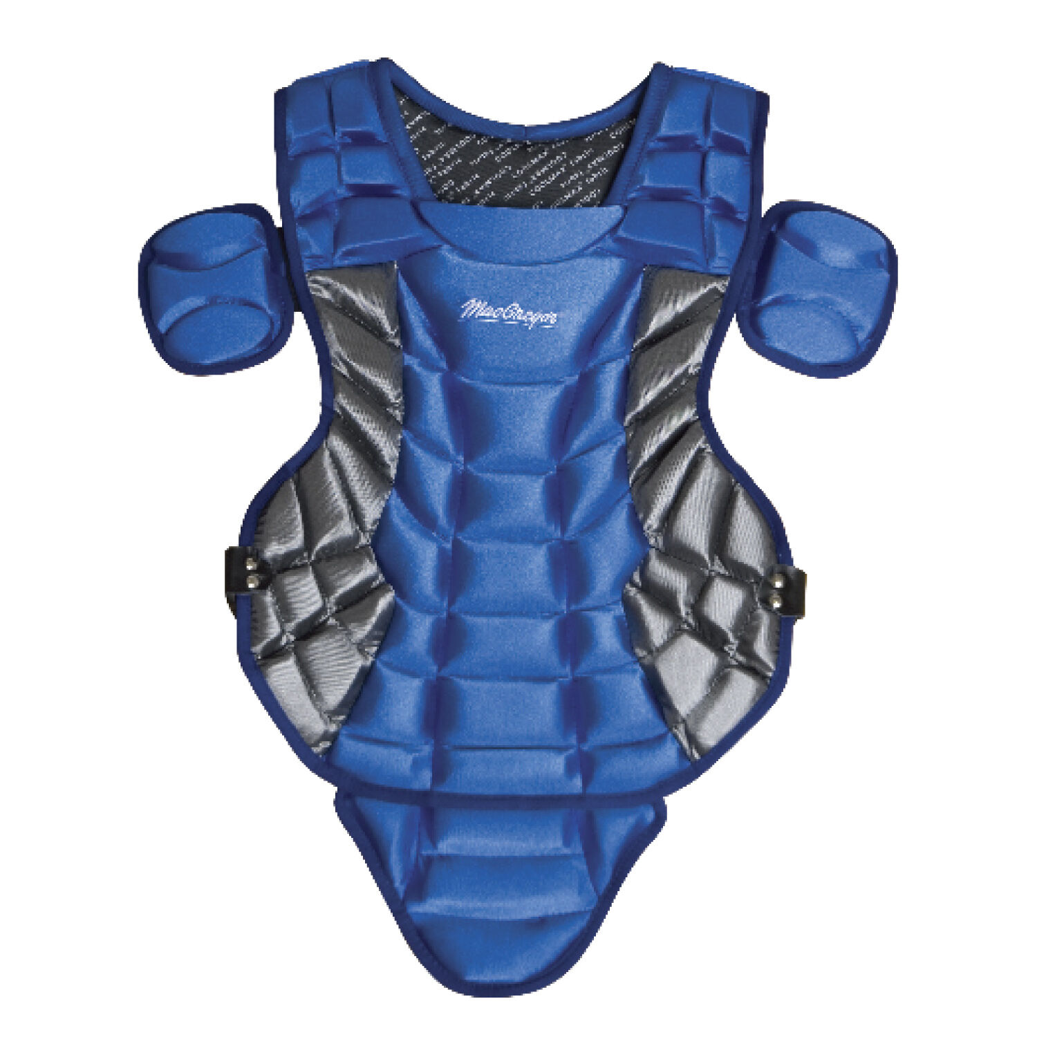 MacGregor® Prep Chest Predector - Royal bluee (Ages 13 to 15)