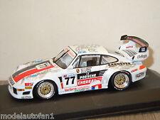 Porsche 911 GT2 Evo Le Mans 1997 Chereau Sports van Minichamps Box 1:43 *18737