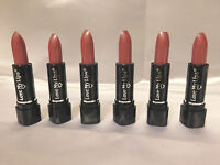 Lot Of 6 Bari Cosmetics Love My Lips Lipstick Cream Shear Delight 436