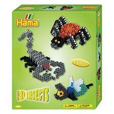 Basteln & Kreativität Hama 3243 Midi Bügelperlen Set 3D HUNDE Dogs Geschenkpackung Steckperlen Perlen