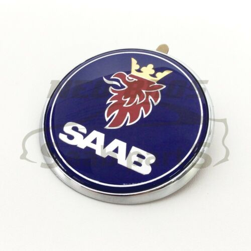 5289889 Portón Trasero Insignia Emblema Para SAAB 9-3 Hatchback 98-02
