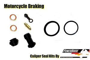 Suzuki GSX 750 1994-2006 95 96 97 98 99 00 01 rear Tokico brake caliper seal kit