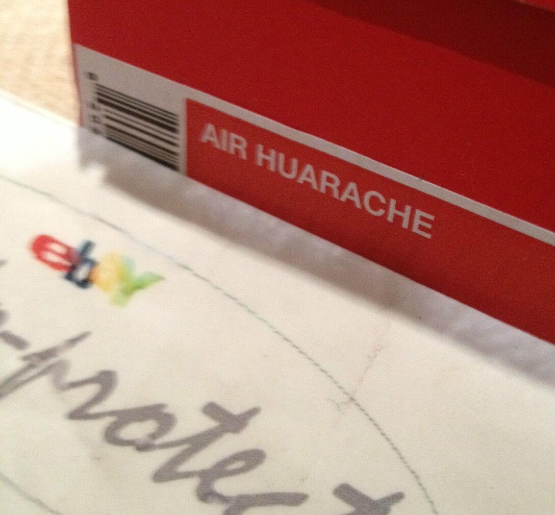 NIKE Huarache le Teal dimensioni? solo Teal le Pack US Nero Viola 318429-263 9f44b5