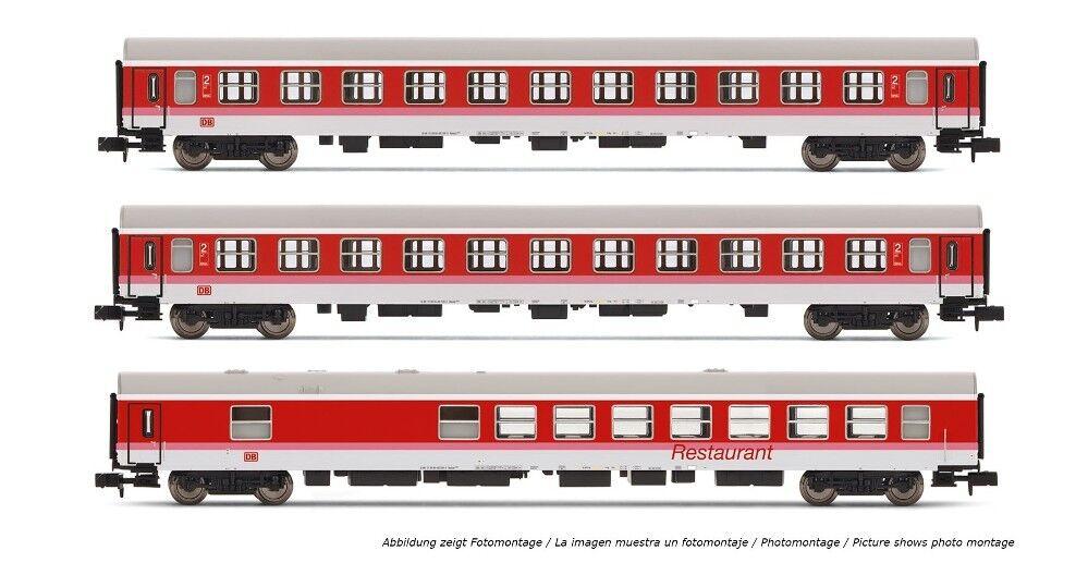 SH Arnold hn4145 3 piezas de auto-set  intercity  de la DB